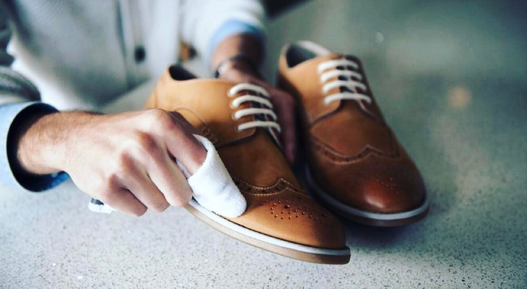 The shoe is very much an X-ray of social comportment. Give your shoes the caring they love!⠀ ⠀ #waproo #shoecare #leathercare #waterproofing #shoeconditioning #shoepolish #modern #lifestyle #innovation #melbourne