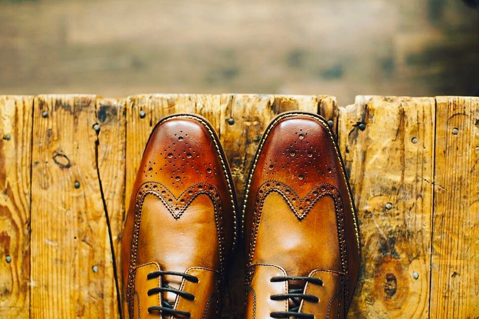 """It's great to be known for your shoes, but it's better to be known for your sole"" ? ⠀ #waproo #shoecare #leathercare #waterproofing #shoeconditioning #shoepolish #melbourne"