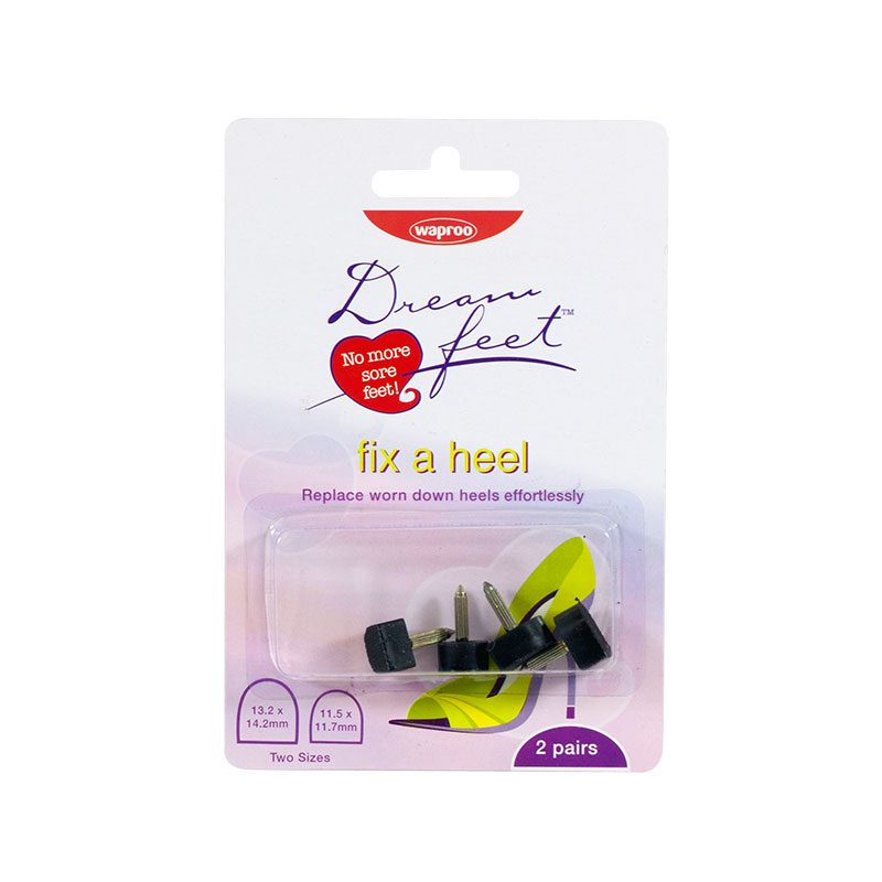 Waproo Product Dreamfeet Heel Tips – 2Pk