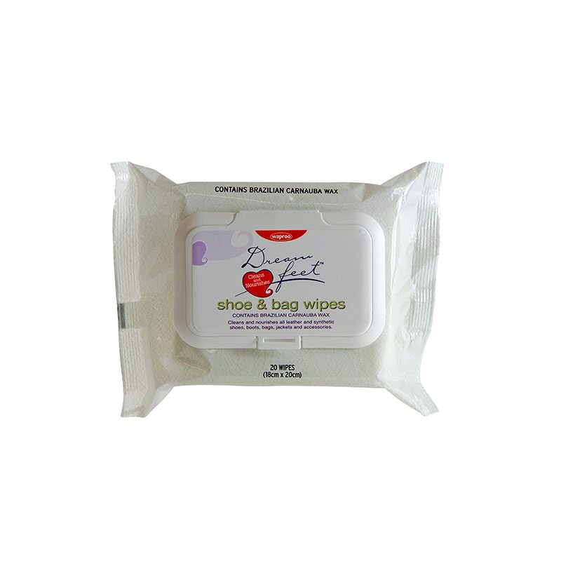 Waproo Product Dreamfeet Shoe & Bag Wipes