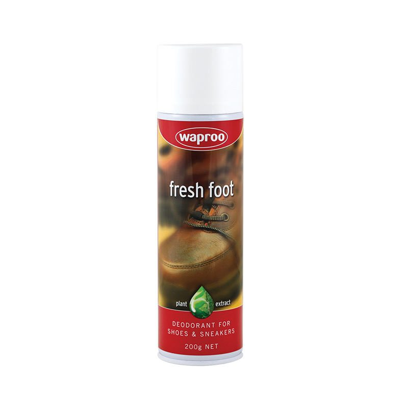 Waproo Product Fresh Foot Aerosol