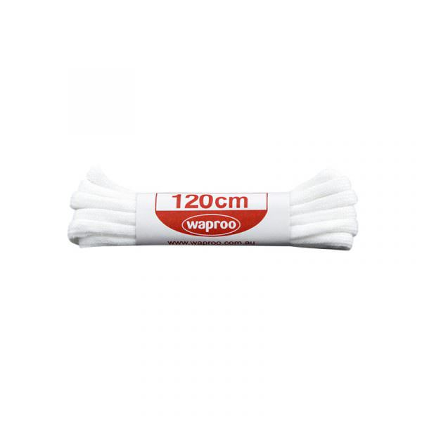 Laces-Banded-Sports-Round-120-White