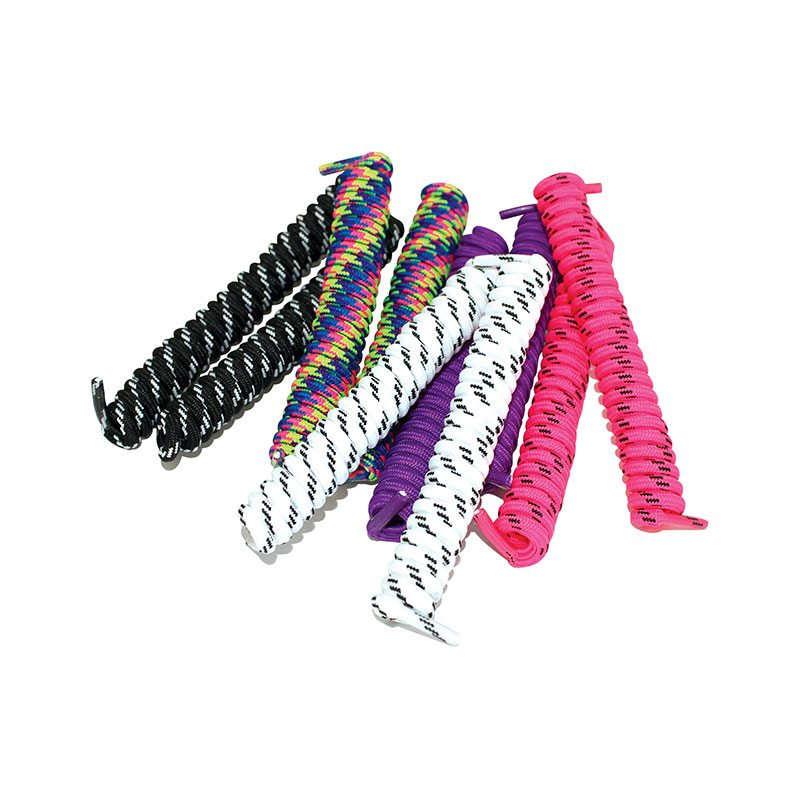 Waproo Product Spiral Laces