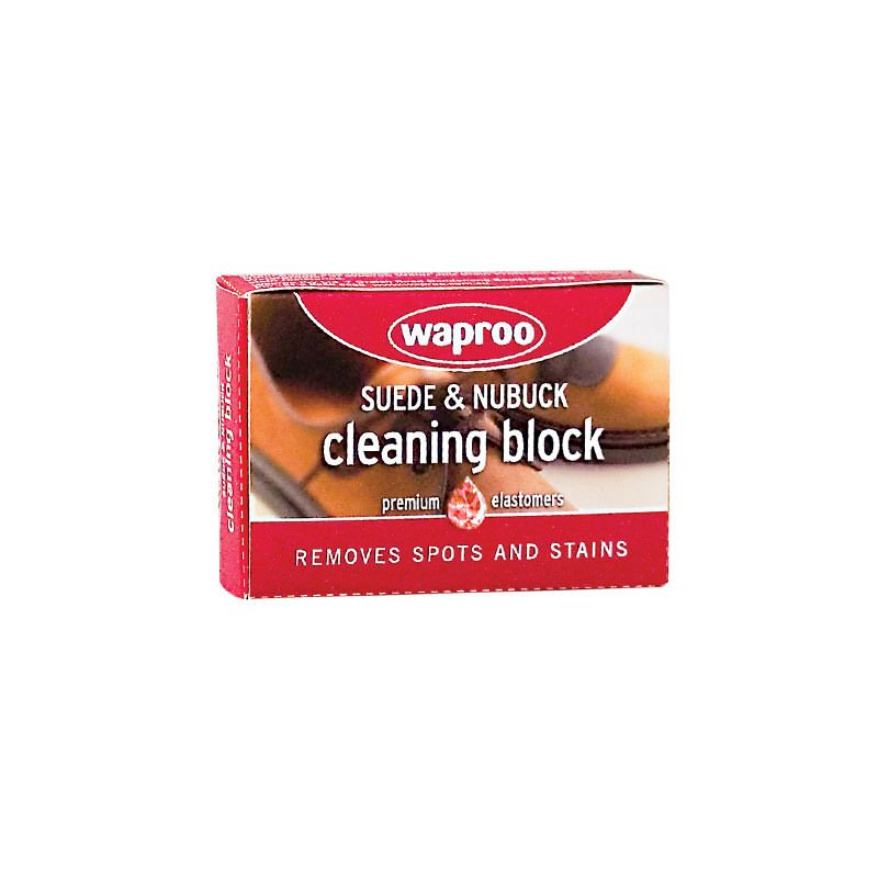 Waproo Product Suede & Nubuck Cleaning Block