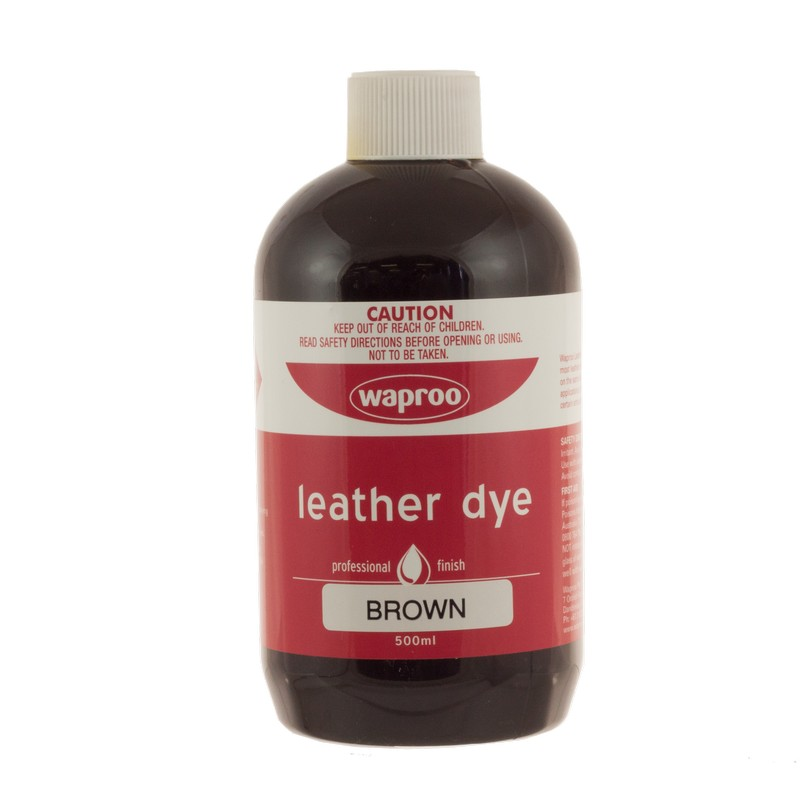Waproo Product Leather Dye