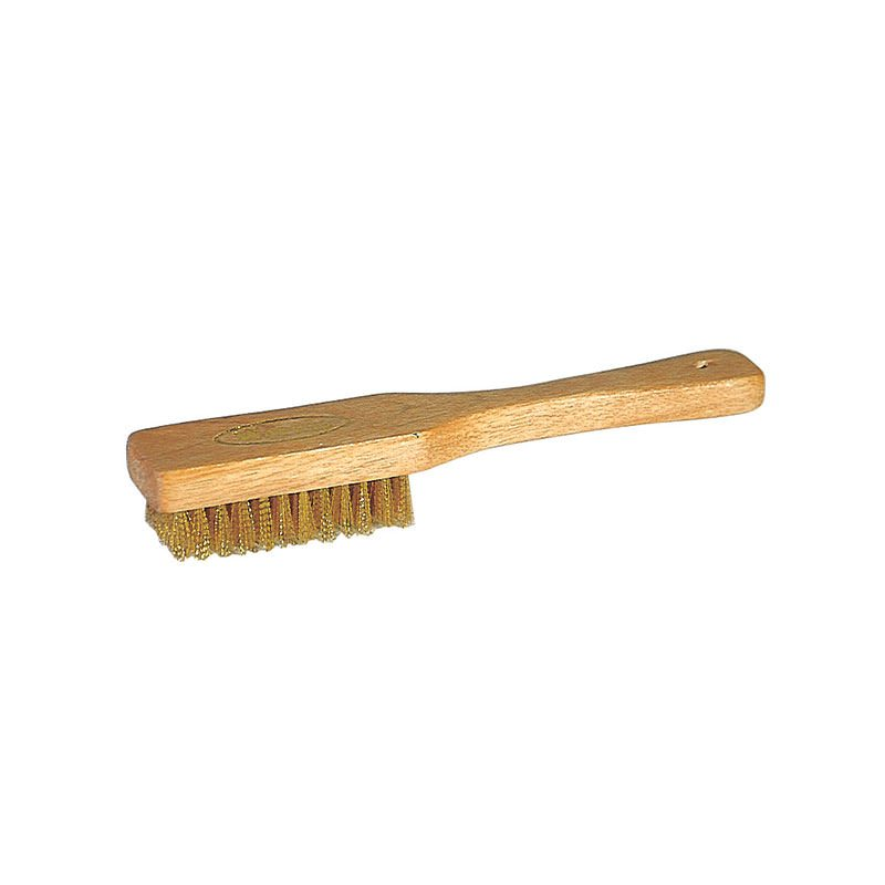 Waproo Product Wire Suede Shoe Brush