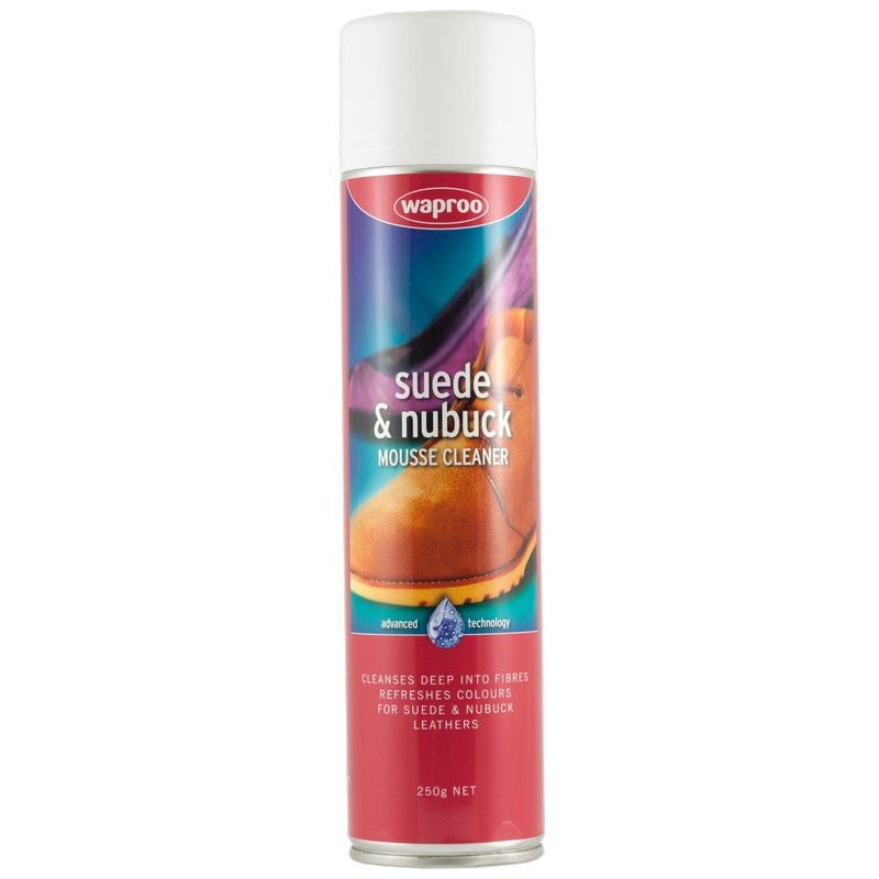 Waproo Product Suede & Nubuck Mousse Cleaner