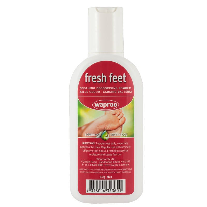 Waproo Product Fresh Feet Powder