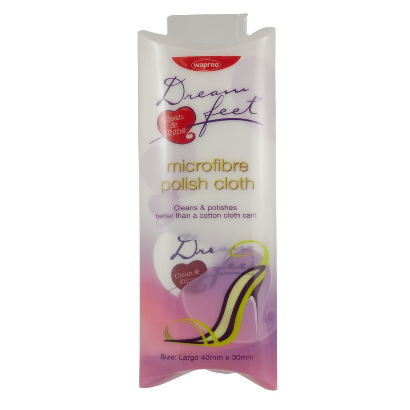 Waproo Product Dreamfeet Microfibre Polish Cloth